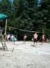 Beach-Indiaca-Turnier Surmilchplumber Dungene
